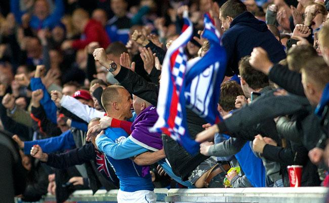 Courtesy of Rangers FC
