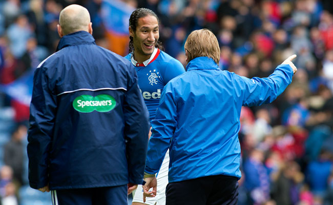 McCall blasts Mohsni for his moment of madness. Meanwhile, the fourth official's outfit offers Bilel some advice on how to improve his game.