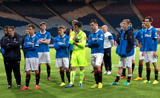 Courtesy of Rangers FC.