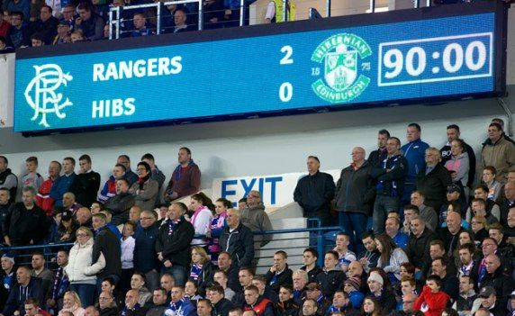 Courtesy of Rangers FC