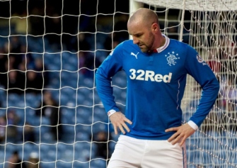 Kris Boyd - Courtesy of The Scotsman