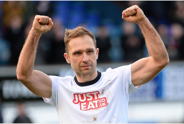 John Eustace - Ccourtesy of The Derby Telegraph.