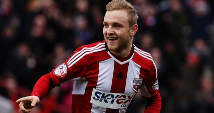 Alex Pritchard - courtesy of Sky Sports
