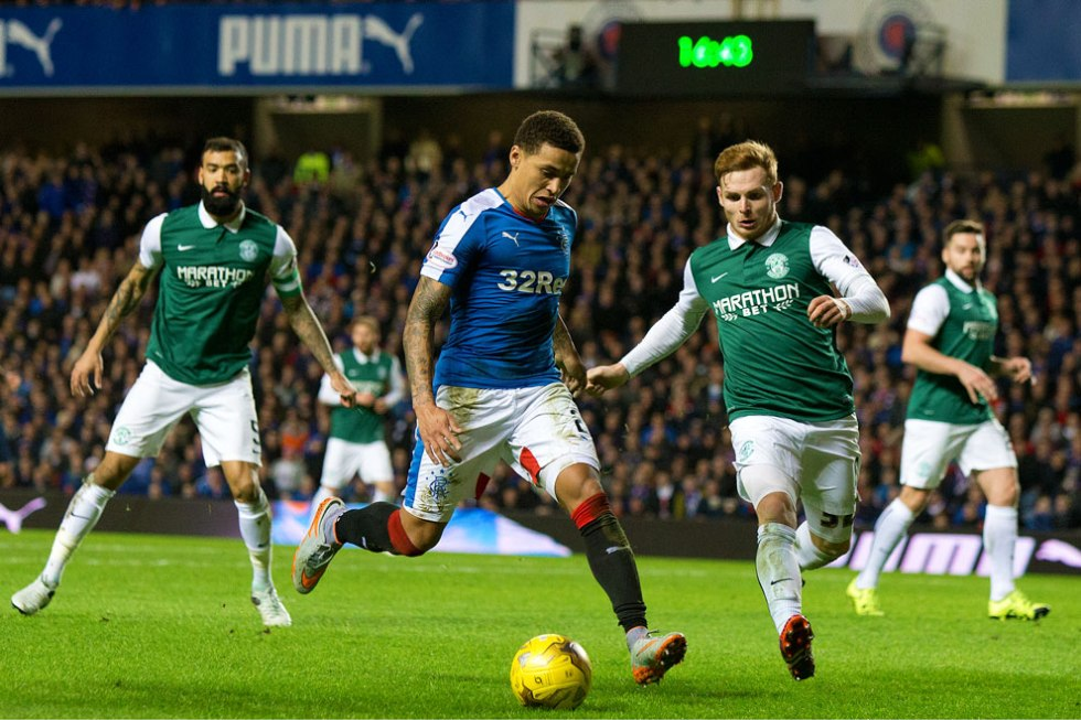 James Tavernier, courtesy of RFC