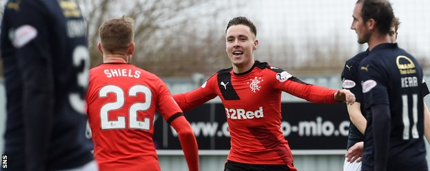 Barrie McKay, courtesy of footballepl.com