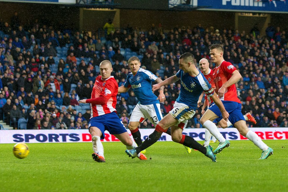 Lee Wallace, courtesy of RFC