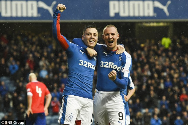 Barrie McKay, courtesy of SNS