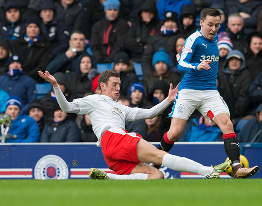 Barrie McKay, courtesy of FFC