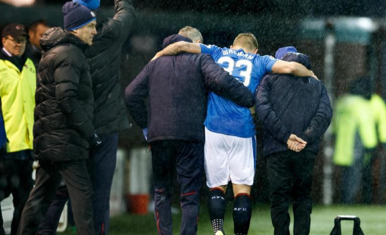 Martyn Waghorn, courtesy of Keith Campbell