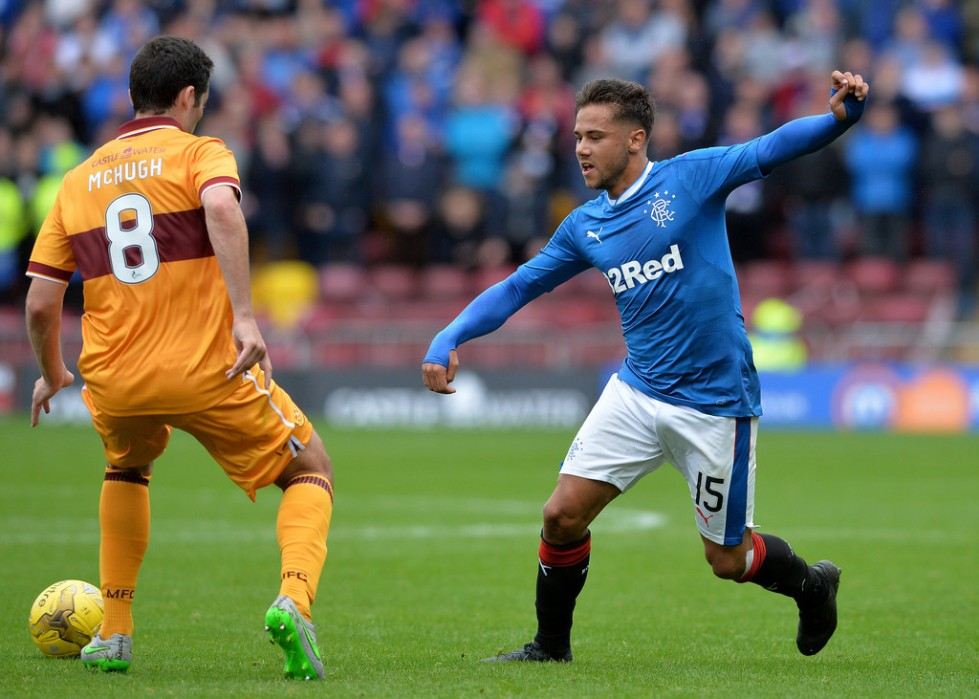 Motherwell+v+Rangers+Scottish+League+Cup+xJR7GOg1MQsx